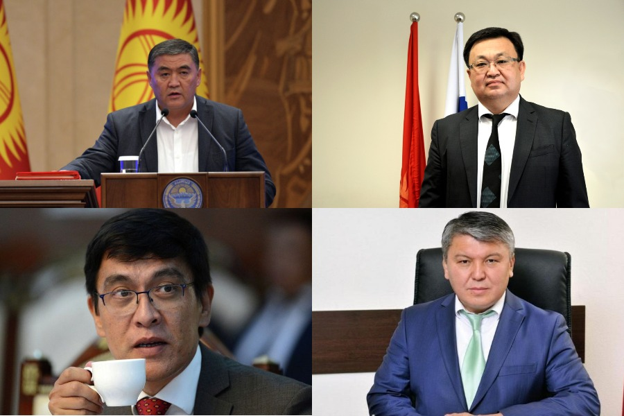 Министрлер Кабинетинин Төрагасынын орун басарлары дайындалды