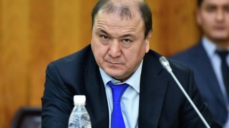 Мурдагы Ички иштер министри Мелис Турганбаев дагы шайлоого катышмай болду