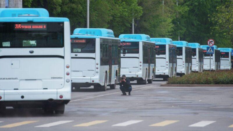 18-октябрдан баштап жаңы 30 автобус каттамга чыгат