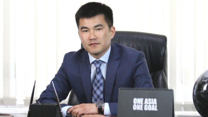 Кыргыз футбол союзунун президенти болуп Медербек Сыдыков шайланды