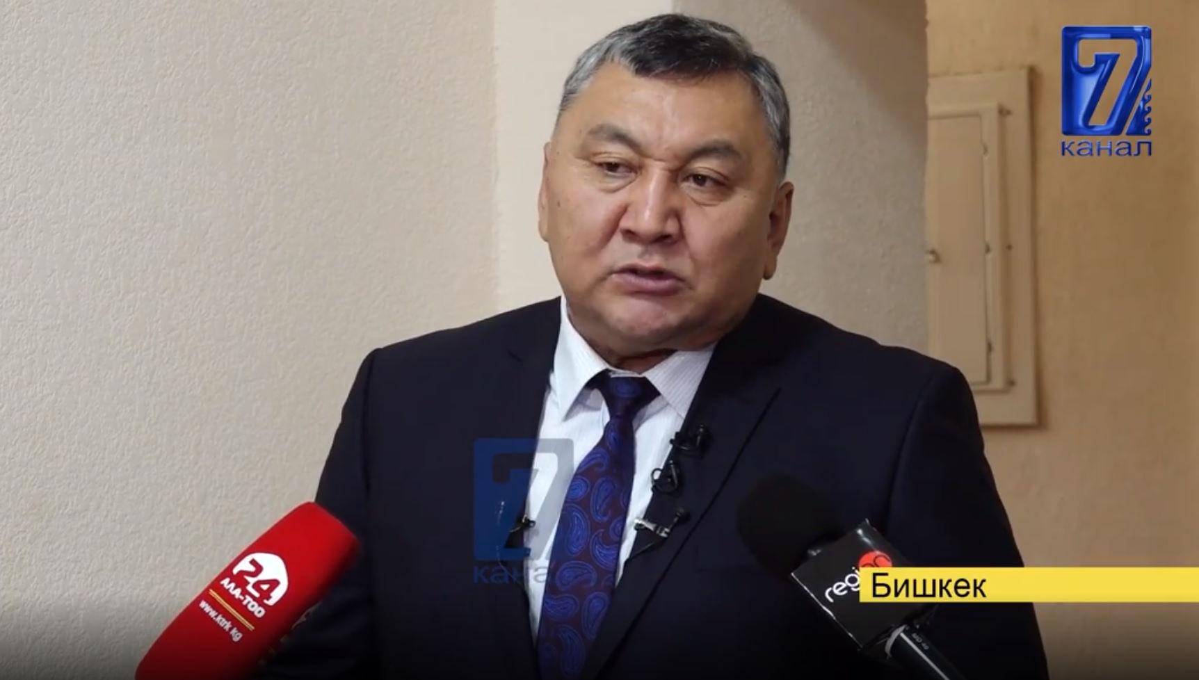 Марат Иманкулов: Мамлекеттик кызматкерлер шайлоого киришсе кызматтан кетет