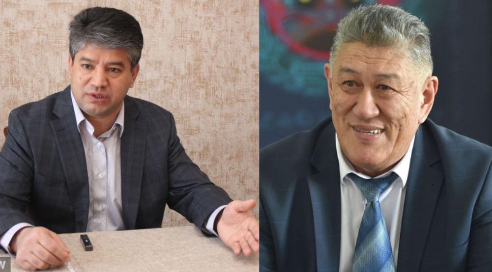 Равшан Сабиров кызматынан бошотулуп, ордуна Чолпонбек Абыкеев дайындалды