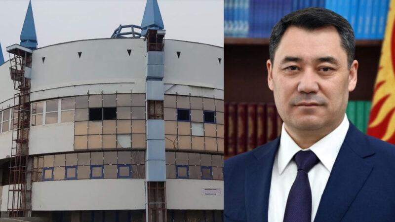 Президент «Алтын балалык» балдар реабилитация борборуна 3 млн сом бөлдү